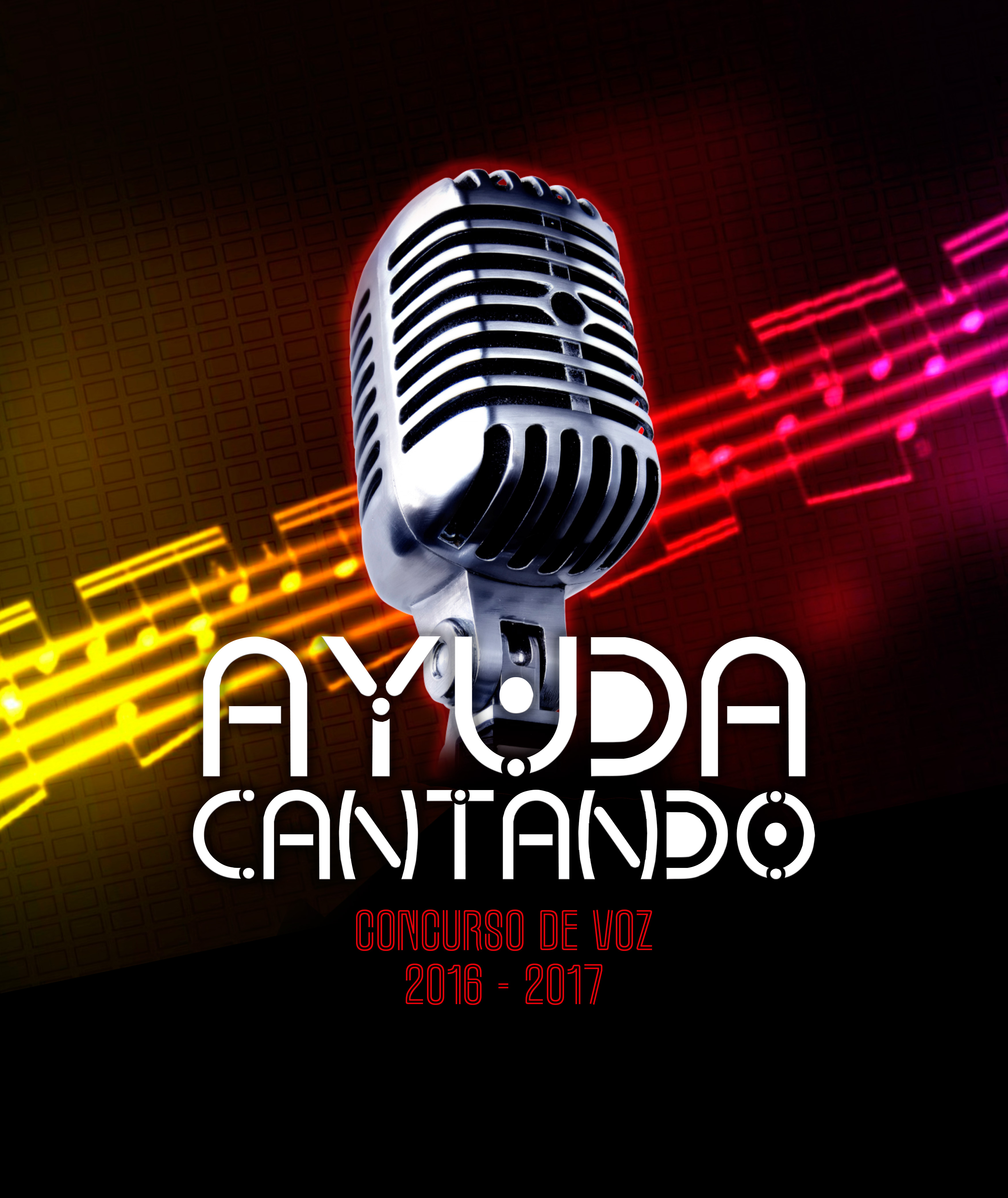 Concurso Ayuda Cantando